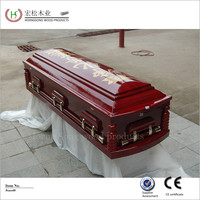 astral casket company with all types of wood