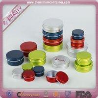 Wholesale Aluminum Round Tin Box