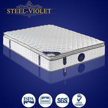 Promotion Simple Design Pillow Top Design Continous Compressed Mattress