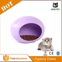 Egg- shaped Plastic Pet Beds,Pet Kennel, Pet Nest