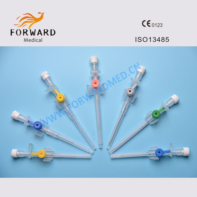 iv catheter injection type