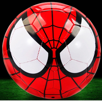 The Popular promotion customized PVC/PU soccer ball/football
