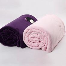 100% polyester fleece plush super soft luxury coral fleece blanket