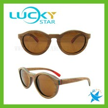Cheap wholesale skateboard sunglasses wood round quality eyewear alibaba express.com