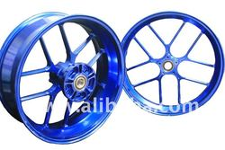 17 inch forged aluminum alloy wheel