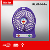 Hot summer mini usb fan with light for student