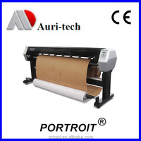 Hot sale Portroit brand TW-1800PQ high speed inkjet cutting plotter for saving time and labor