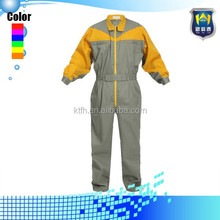 EN11612 Welding Suits/ Arc Flash Protection Coverall with Warning & Reflective Tapes for Welding Workers