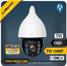 New products Sony design 27X video zoom Full HD 1080P TVI PTZ Camera Sony CMOS Sensor Camera 2.0MP TVI PTZ Camera
