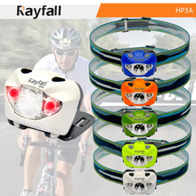2015 hot sell products aa waterproof head light head band for cycling
