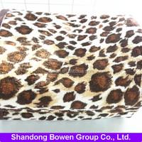 2014 hot-sale 100% cotton active leopard printed bath towel