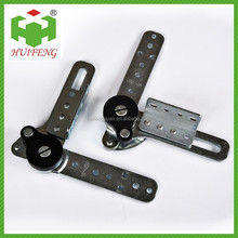 Spring furniture hinges adjustable ratchet locking sofa hinge HF-220