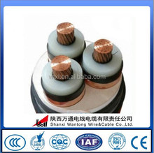 YJLV Power cable/Low voltage Aluminum Cable/ Power Cable/Low voltage armoured cable