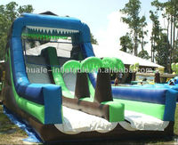Two trees cheap inflatable slide for sale
