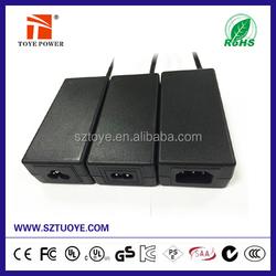 US EU AU UK plug 48w 12V 4A switch mode Power Supply for tablet