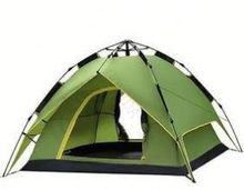 new style double layer outdoor electric tent