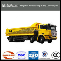 China Best Quality C&C Dump Truck For Sale