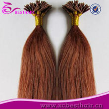 Factory Hot Selling 5A Top Grade High Quality Wholesale Philippine Keratin Hair