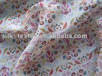 silk cotton chiffon