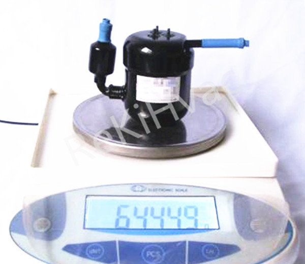 DC AC Inverter Rotary Compressors R134A 12V Mini Compressor