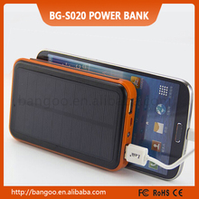 New Products Manufacturer best price solar mobiles power bank 10000mah,portable power bank for mobile phone charger