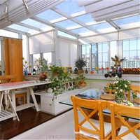 Beautiful design aluminum lowes sunrooms for sale