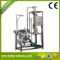 Stainless steel industrial steam rose oil distillation