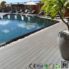 green China top quality low carbon non-toxic stuff wpc floor decking