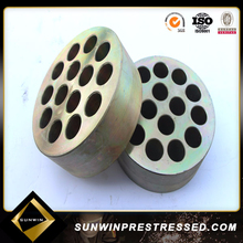 steel prestressed post tension anchor wedge for wholesale