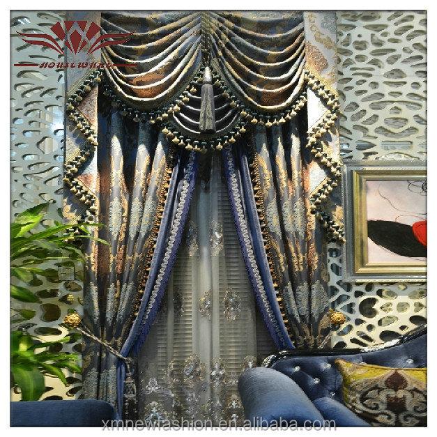 druckmuster und fenster lage vorhänge, vorhang design für das, Hause ideen