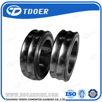 tungsten carbide cold roll for forging steel in tool parts