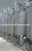 1000L steam heating mixing tank <with dimple jacketed heating and mixing tank>