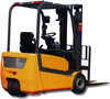 EP 1.5t Capacity Electric Forklift Material Handling Equipment