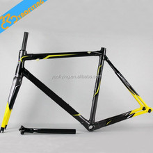 2015 big discount black carbon fiber bike frame new module carbon racing frame UD material carbon fiber frame