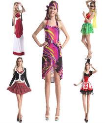 2015 instyles 1920s wholesale Ladies Sexy Hippie costumes Roman costume Ladies fancy dress