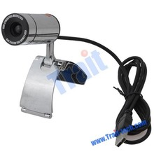 High Definition Full Metal 20 Million Pixel PC Camera, usb Webcam
