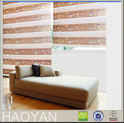 home use special design window curtain with 100% polyester