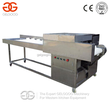 CE Approved Sainless Steel Automatic Mushroom Cutting Machine Celery/Spinach/Green Onion/Root Cutting Machine