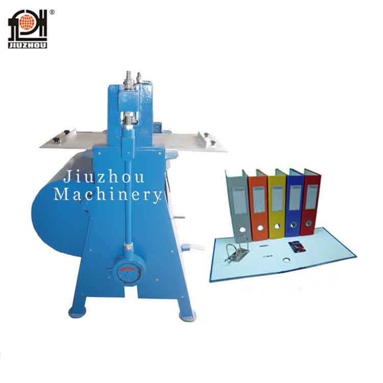 OEM Service de Sécurité Professionnel Papier Fichier Dossier Machine Automatique (JZ-502 Pour Classeurs à Levier)