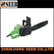2-stroke crankcase electric start gas chain saw as body of chainsaw