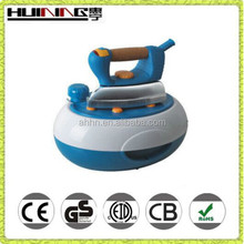 2015 best quality electric clothes hanging steam iron