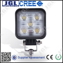 Lightstorm New product! 15w 4x4 led work light waterproof with CE ROHS certificate led driving light square