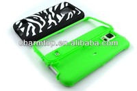 Zebra Design 3 in 1 Combo Case For Samsung Galaxy S5 i9600
