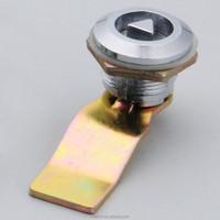 zinc alloy plating chromium electric cabinet lock ,lock for metal cabinet ,cabinet lock for electrical panel