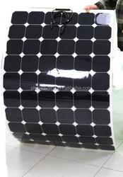 China supply flexible solar panel 3w to 300w custom design solar panel