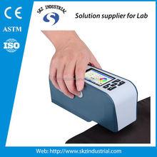 portable digital colorimeter color difference meter