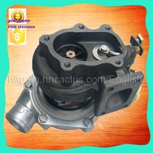 Dual ball bearing turbo charger GT2860RS 739548-0005/739548-0001 supercharger
