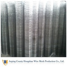 low carbon iron mesh welded wire mesh/1/2 inch welded wire mesh