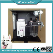 CE&ISO modern essential small animal anaesthesia equipment for clinic