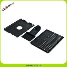 Arabic layout rotating bluetooth keyboard case for ipad, Arabic keyboard case for ipad, 9 inch bluetooth keyboard case